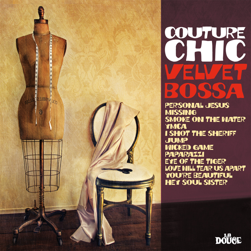 Couture Chic Velvet Bossa Cover300